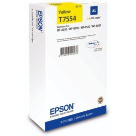 Epson T7554 4K XL sárga tintapatron