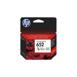 HP F6V24AE (652) háromszínű tintapatron