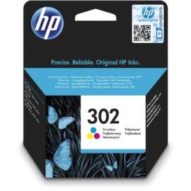 HP F6U65AE (302) háromszínű tintapatron