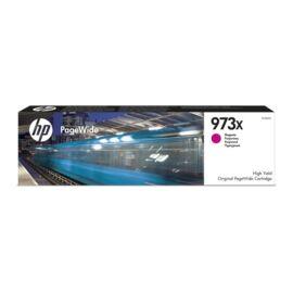 HP F6T82AE (973XL) magenta tintapatron