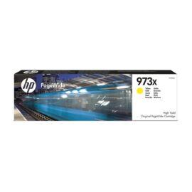 HP F6T83AE (973XL) sárga tintapatron