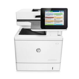 HP Color LaserJet Enterprise M577dn színes multifunkciós nyomtató