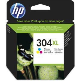 HP N9K07AE (304XL) háromszínű  XL tintapatron