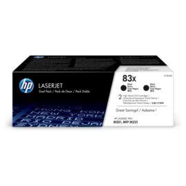HP CF283XD (83X) fekete duo-pack nagykapacítású toner