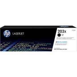 HP CF540X (203X) fekete nagykapacítású toner