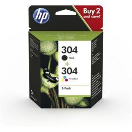 HP 3JB05AE (304) fekete és háromszínű tintapatron csomag