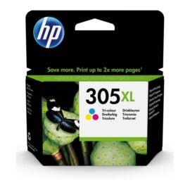 HP 3YM63AE (305XL) háromszínű nagykapacítású tintapatron