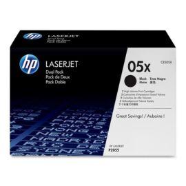 HP CE505X (05X) fekete nagykapacitású toner