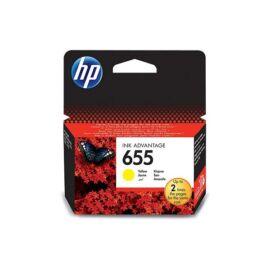 HP CZ112AE (655) sárga tintapatron