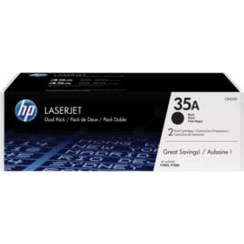 HP CB435AD (35A) duo-pack fekete toner