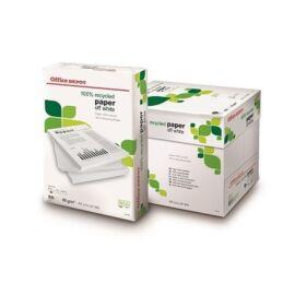 Office Depot Recycled A4 80g krémfehér másolópapír