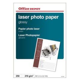 Office Depot Laser A4 210g 250db fotópapír