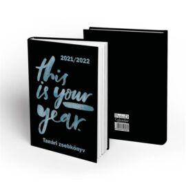 PD School Your Year 2021-2022 200 oldalas tanári zsebkönyv