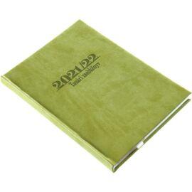 Realsystem zöld tanári zsebkönyv