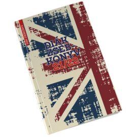 Realsystem brit diák zsebkönyv