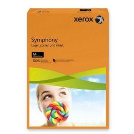 Xerox Symphony A4 80g intenzív narancs másolópapír
