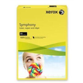 Xerox Symphony A4 160g intenzív citrom másolópapír