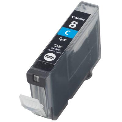 CLI-8C utángyártott chipes festékpatron QP iP3300 iP4200 iP4300 iP4500 iP5200 iP5200R iP5300 MP500