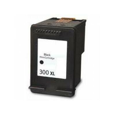300XL CC641EE fekete patron - utángyártott QP 12ml