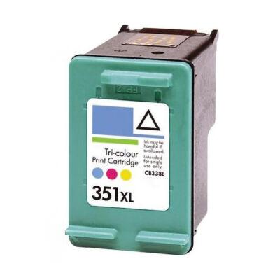 351XL (CB338EE) színes patron - utángyártott QP