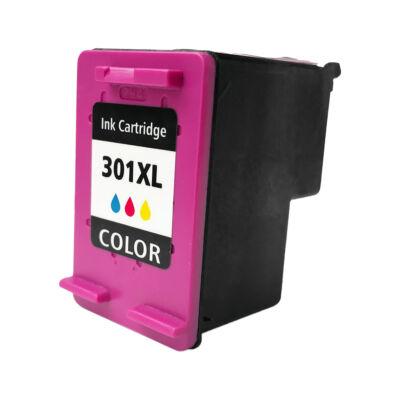 301XL CH562EE CH564EE színes festékpatron - utángyártott QP
