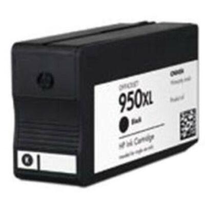 950XL black CN045AE utángyártott chipes 80ml festékpatron - QP OfficeJet Pro 8100 8600 276dw 251dw