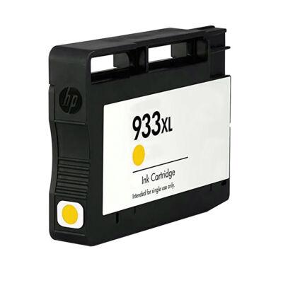 933XL yellow (CN056AE) festékpatron - utángyártott QP