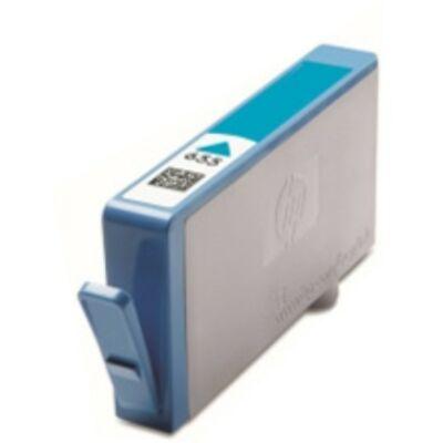 655 cyan CZ110AE festékpatron - utángyártott QP Deskjet Ink Advantage 3520, 3525, 4610, 4615, 4620,