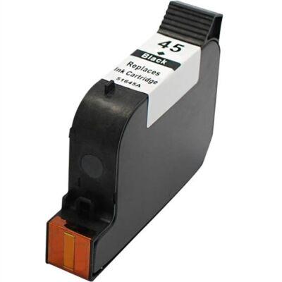 45 (51645A) fekete patron - utángyártott EZ 42ml