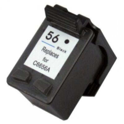56 (C6656A) fekete patron - utángyártott EZ 21ml