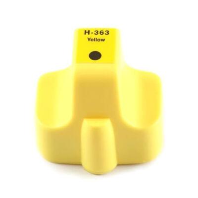 363 C8773E yellow festékpatron - utángyártott EZ