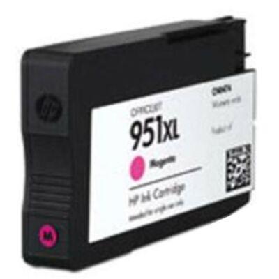 951XL magenta CN047AE utángyártott chipes 30ml festékpatron - EZ OfficeJet Pro 8100 8600 276dw 251dw