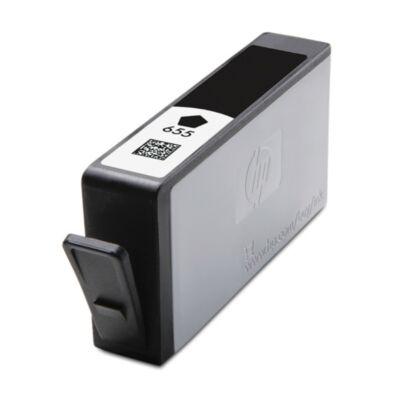 655 black CZ109AE festékpatron  - utángyártott DT Deskjet Ink Advantage 3520, 3525, 4610, 4615, 4620