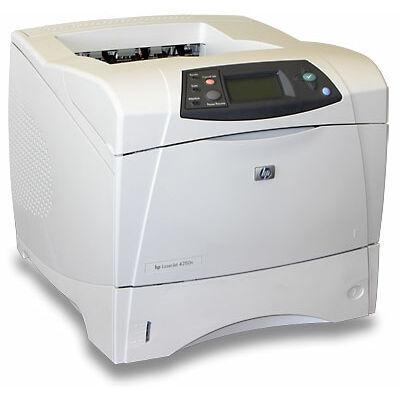LaserJet 4250N fekete-fehér lézer nyomtató 45lap/perc!