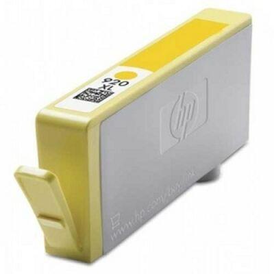 920XL (CD974A) yellow patron - utángyártott chipes PQ