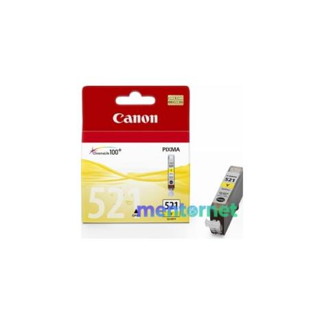 Canon CLI-521Y sárga tintapatron