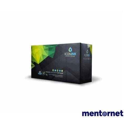 Iconink CE320A HP utángyártott 2000 oldal fekete toner