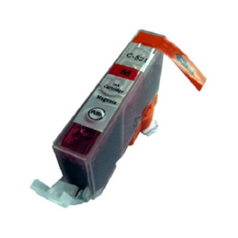 CLI-521M magenta festékpatron, utángyártott, NN