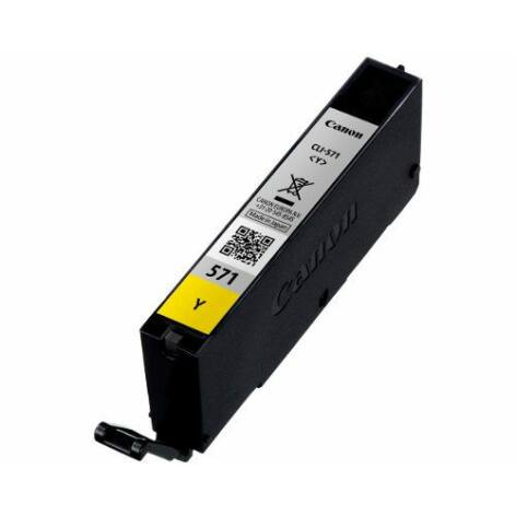CLI-571XL CLI571XL Y yellow festékpatron - eredeti MG5750 MG6850 MG7750