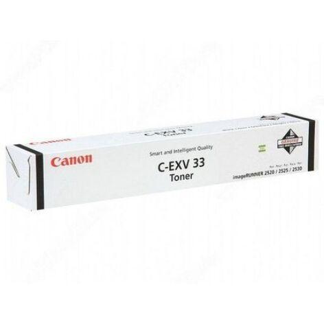 CEXV33 C-EXV33 utángyártott másoló toner TE 14,6k oldal IR2520 IR2525 IR2530