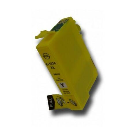 T1634 16XL yellow festékpatron - utángyártott NN WF-2010W WF-2510WF WF-2520NF WF-2530WF WF-2540W