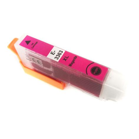 T3363 33XL magenta festékpatron 13ml!! - utángyártott PQ XP-530 XP-630 XP-635 XP-830