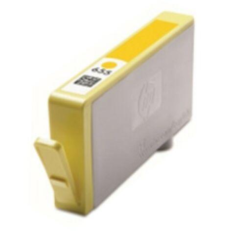 655 yellow CZ112AE festékpatron - utángyártott QP Deskjet Ink Advantage 3520, 3525, 4610, 4615, 4620