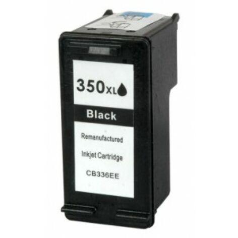 350XL (CB336EE) fekete festékpatron, utángyártott, EZ