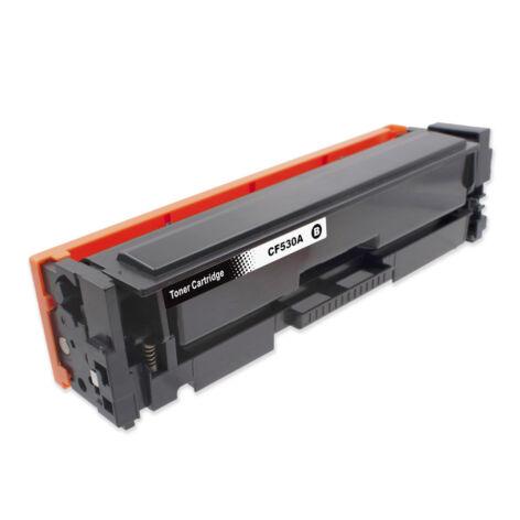 205A (CF530A) fekete toner, utángyártott, chipes, QP, 1.1k, LaserJet Pro MFP M180n, M181fw