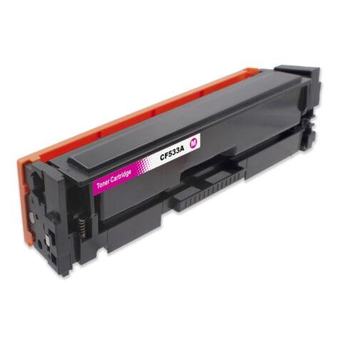 205A (CF533A) magenta toner, utángyártott, chipes, QP, 900 oldal, LaserJet Pro MFP M180n, M181fw