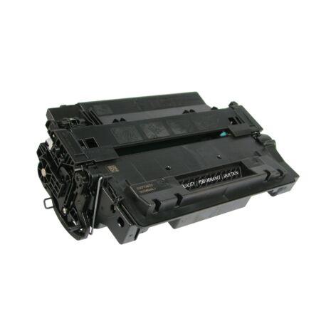 55X (CE255X) fekete toner - utángyártott QP P3015 M521DN M525DN