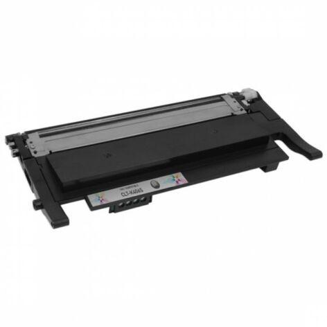 CLT-K406S fekete utángyártott toner  - QP CLP-360 CLP-365W CLX-3305 SL-C410W SL-C460FW