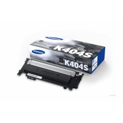 CLT-K404S fekete toner - eredeti SU100A SL-C430 CL-C430W SL-C480 SL-C480W SL-C480FN SL-C480FW