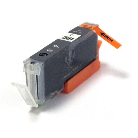 CLI-551XL GY szürke festékpatron, utángyártott, EZ NN QP